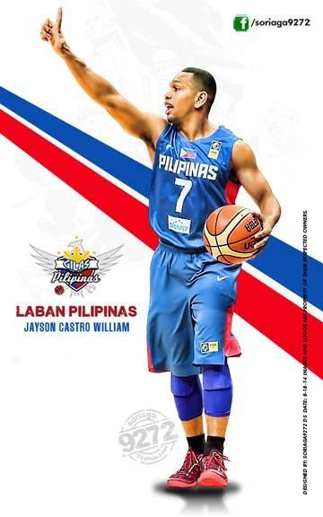 063352829c8 Gilas Pilipinas Guard Jayson Castro William - the Best Guard in Asia ...