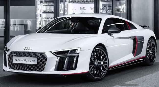 Audi R8 V10 Plus Selection 24h Specs Engine Top Speed 0 60 Audi R8 V10 Plus Audi R8 White Audi R8 V10