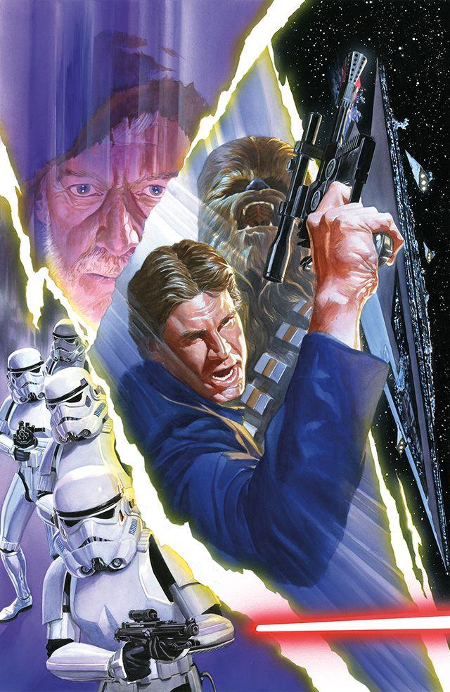 """Star Wars #3"" by Alex Ross"