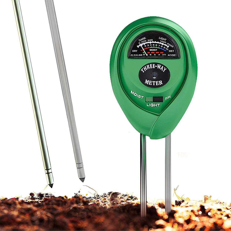 5 Best Soil Moisture Meters Review In 2020 Soil Testing Garden
