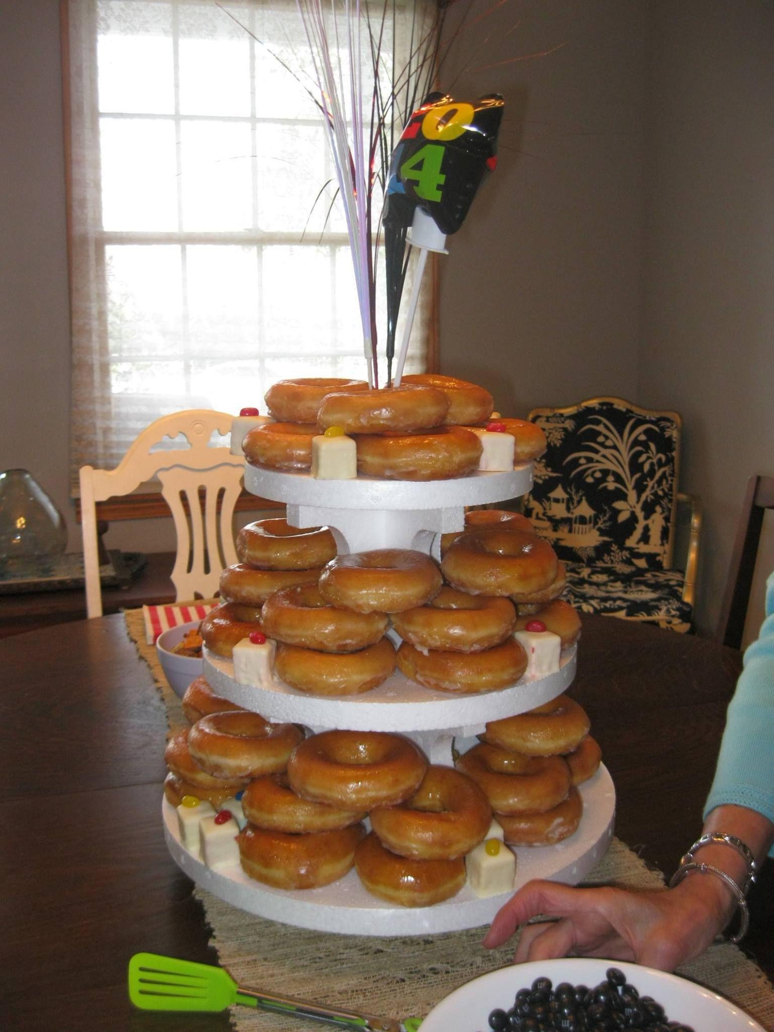 Knockoff Krispy Kreme Donuts recipe using an air fryer