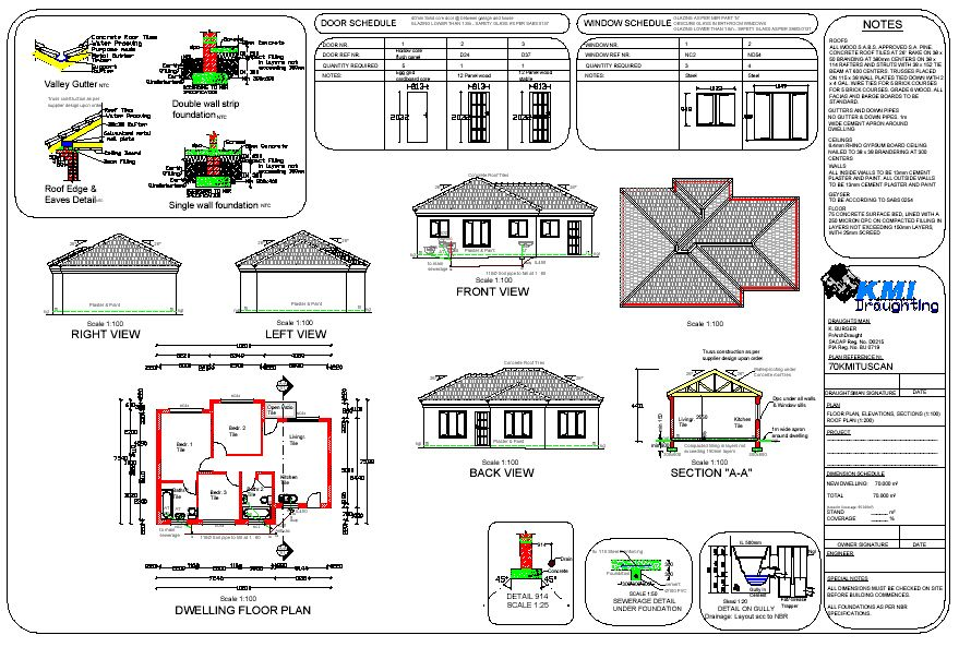 House Plan Free Shipping And Modification Lowest Price Over 130
