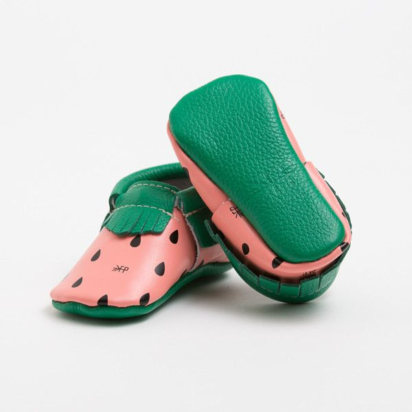 Watermelon - Picnic Pack Limited Edition Moccasins