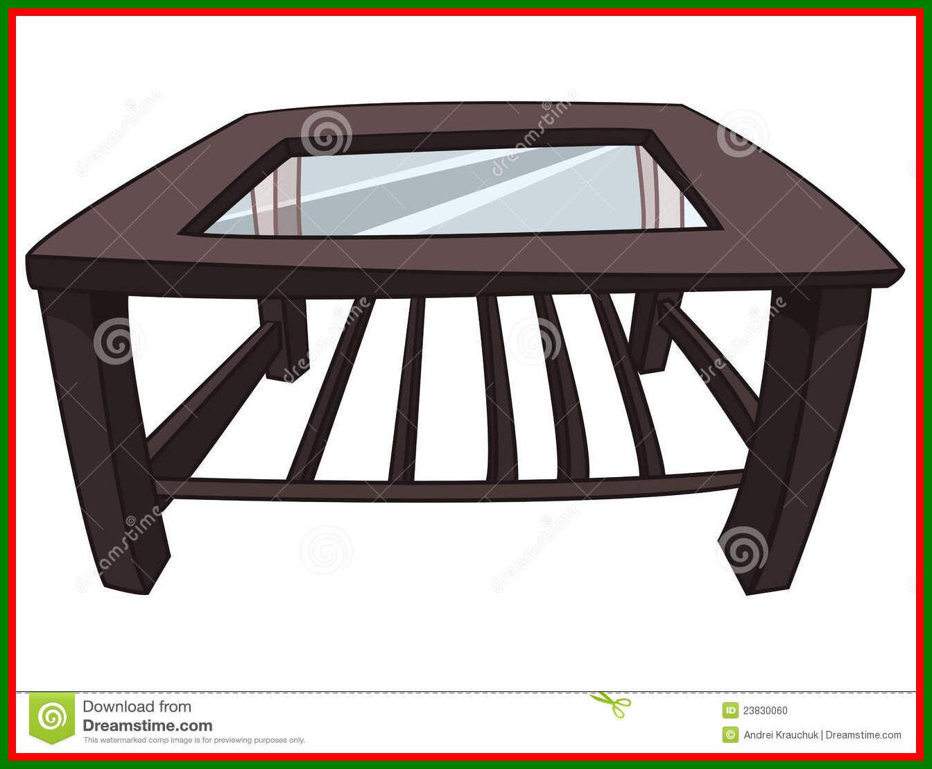 Cartoon Picture Of Table And Chairs