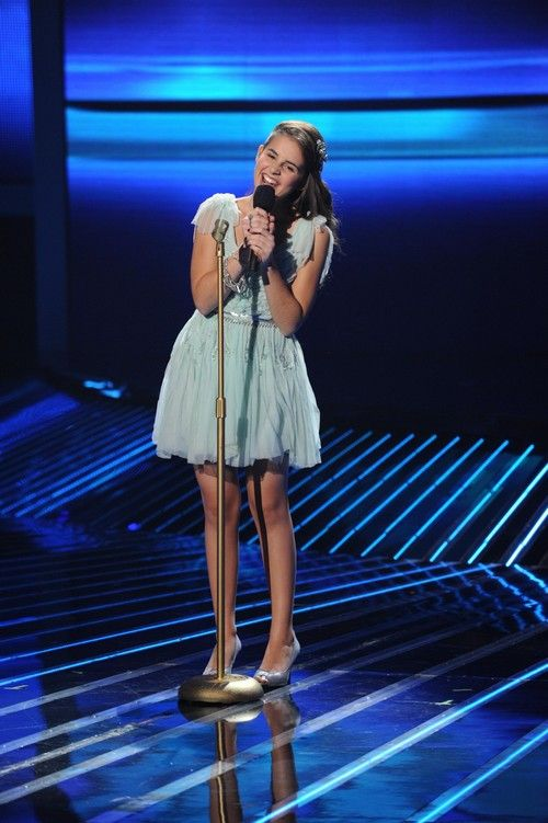 Carly Rose Sonenclar The X Factor Video 11 28 12 Carly Rose Sonenclar Carly Celebs