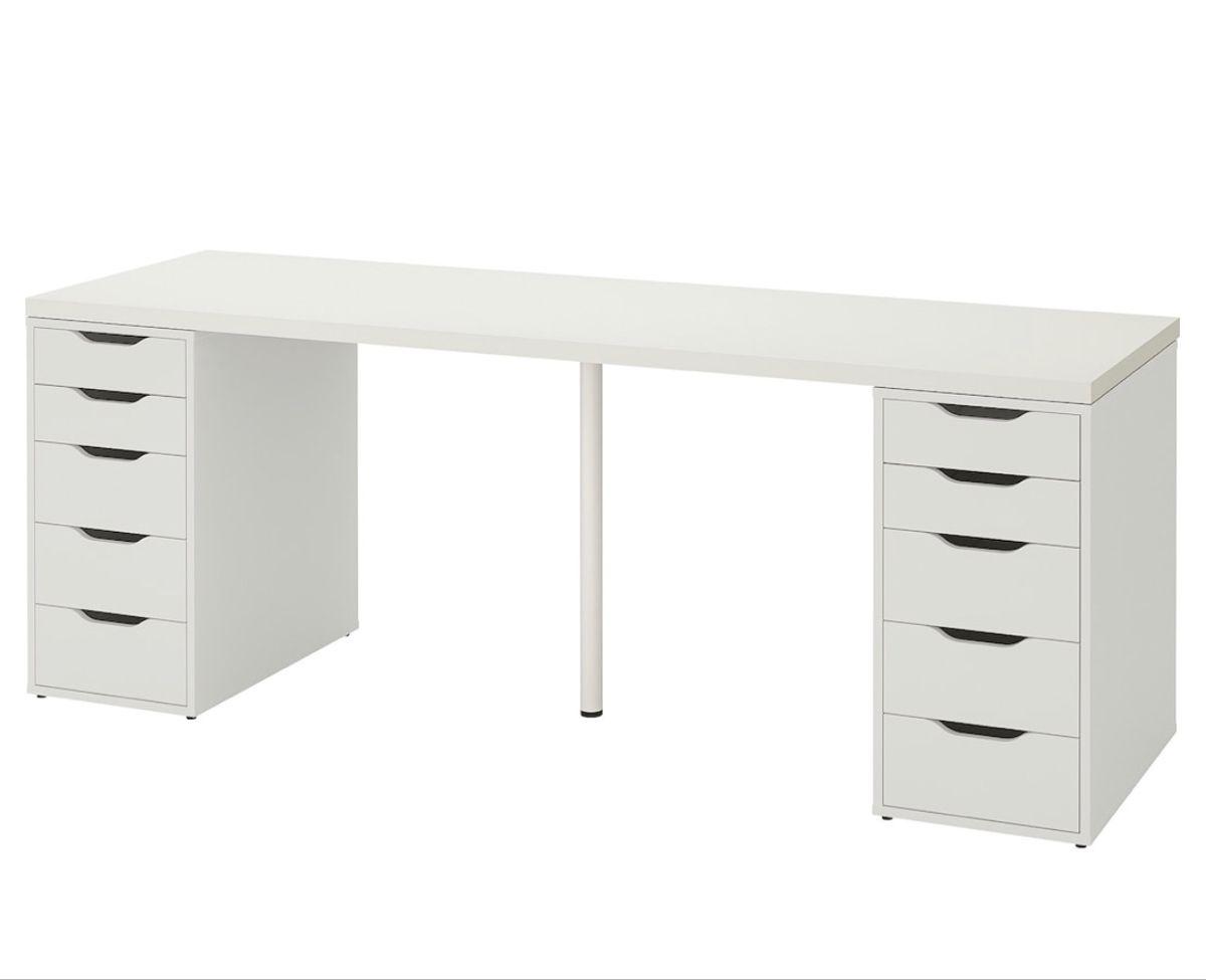 LINNMON ALEX IKEA DESK