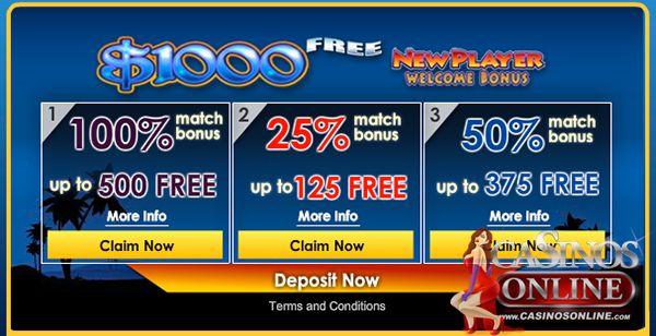 7 Sultans Casino Bonus & #163;1000