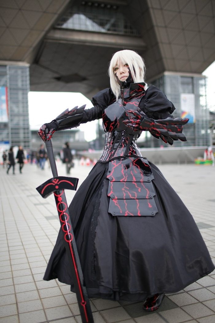 Fate Cosplay