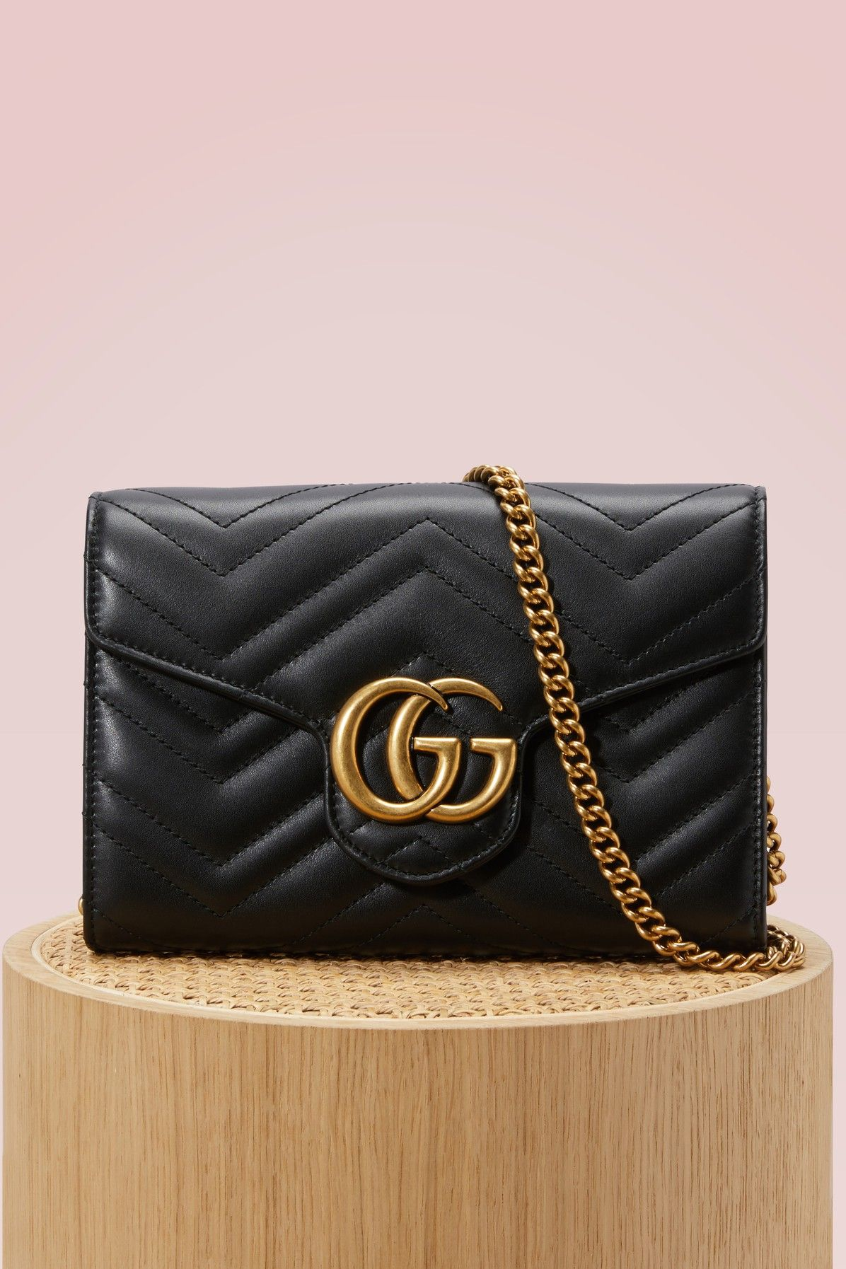 Gucci - GG Marmont Matelassé Shoulder Bag | Luxury Bags