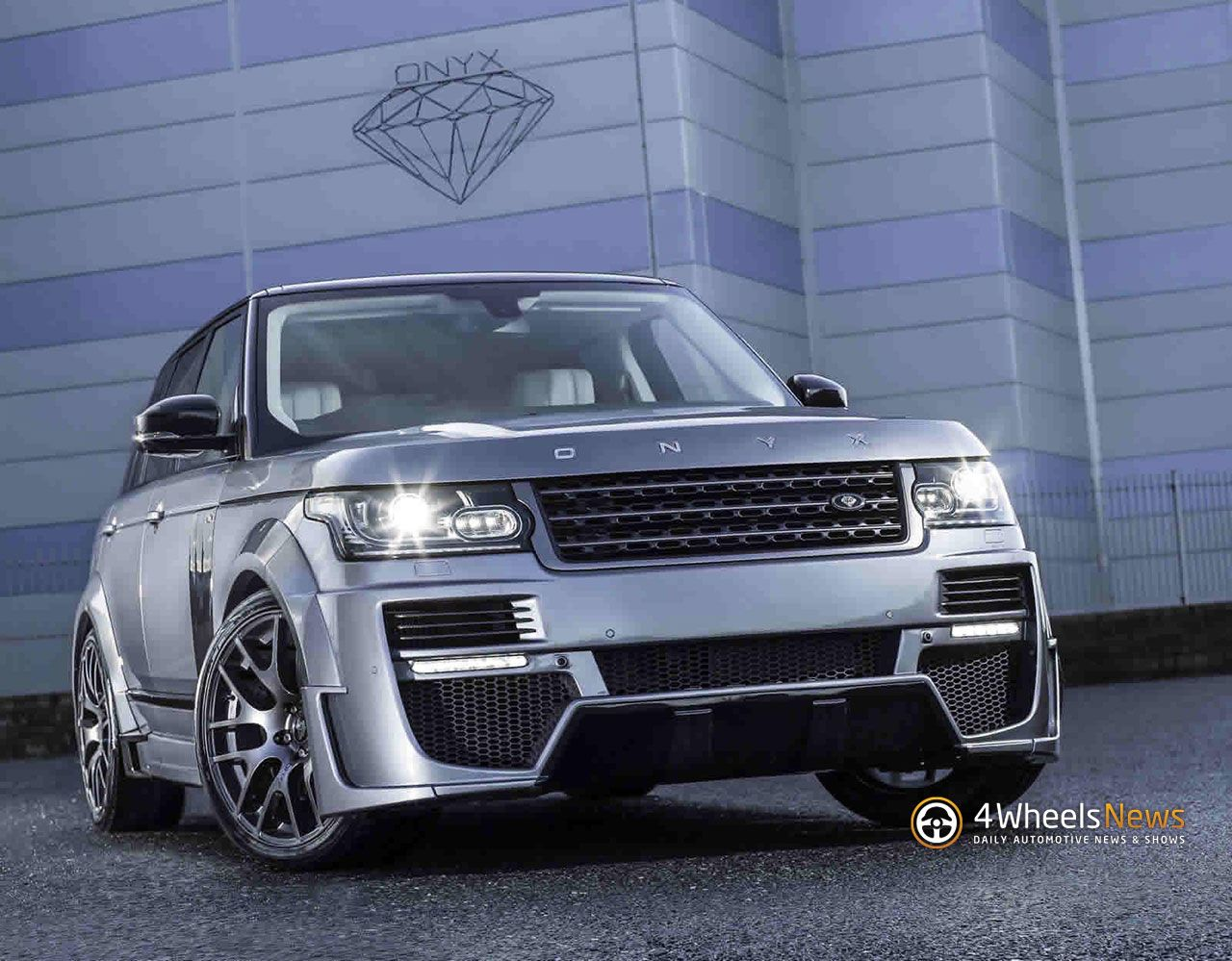 Pin by 4WheelsNews on SUVs Range rover, Luxury cars for
