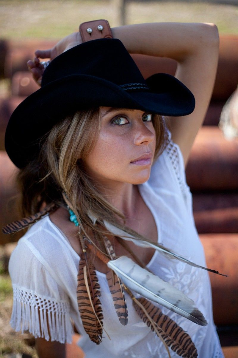Conner Rope Band Western Hat #westernoutfits