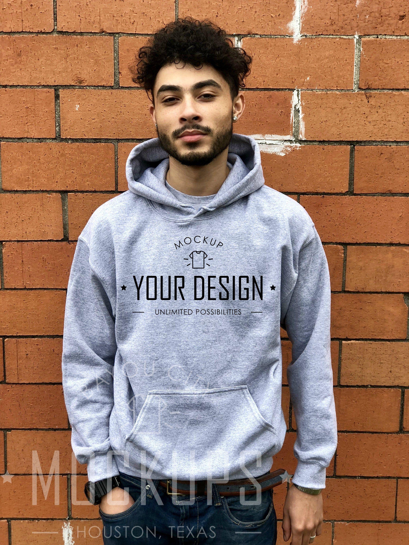 Download Download Free Sport Grey Hoodie Mockup Gildan Hoodie Mockup Psd Free Psd Mockups Hoodie Mockup Clothing Mockup Shirt Mockup