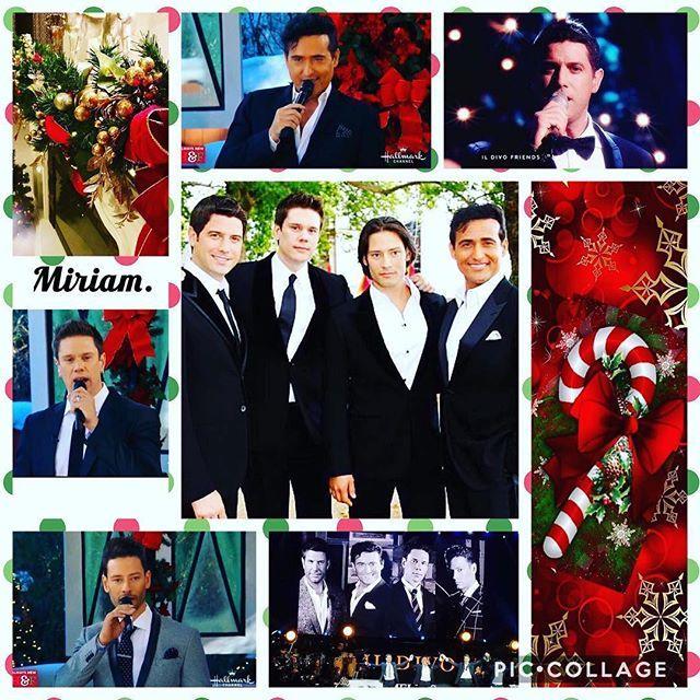 Feliz Navidad Il Divo.Thank You Dear Miriam Repost Larosa7450 Il Divo Feliz