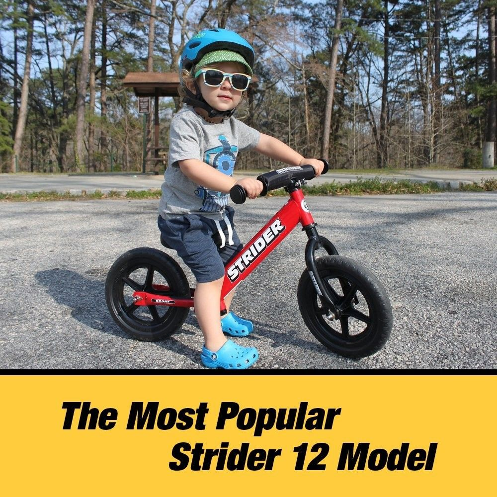 Strider 12 Sport Strider Bike UK Balance bike, Kids
