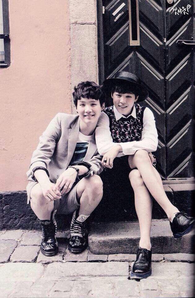 BTS | SUGA and JIMIN