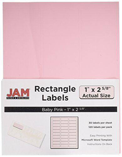 JAM Paper Mailing Address Labels - Small - 1\