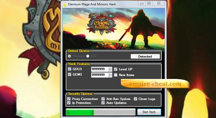 Eternium: Mage And Minions Hack Cheat Download With Eternium Mage