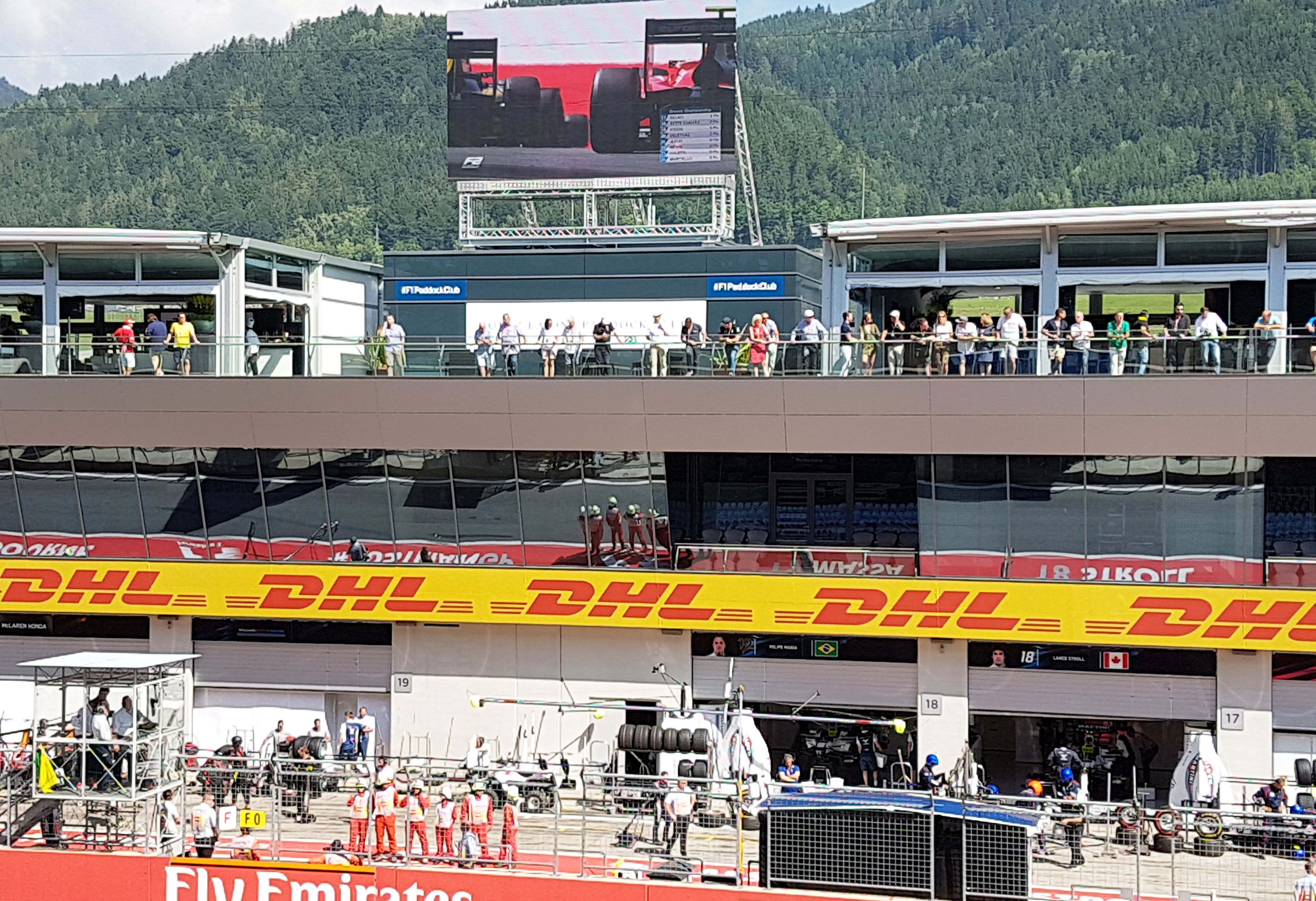 Formula 1, the pinnacle of motorsports in Spielberg and Silverstone ...