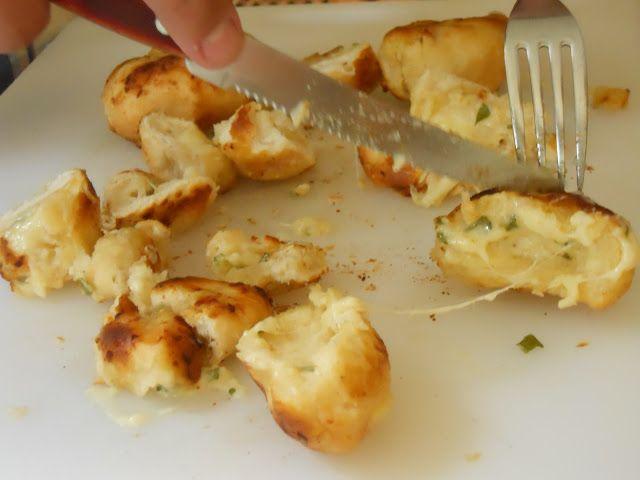 Na Cozinha da Margô: Pão de Alho para Churrasco