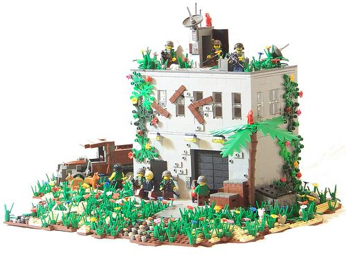 Jungle Warehouse   Warehouse, Lego and Legos