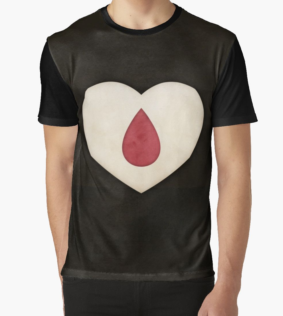 """Bram Stoker ""Dracula"""" Graphic T-Shirts by RedHillPrints | Redbubble"