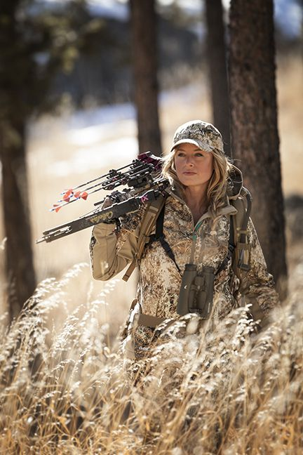 Women hunting girls