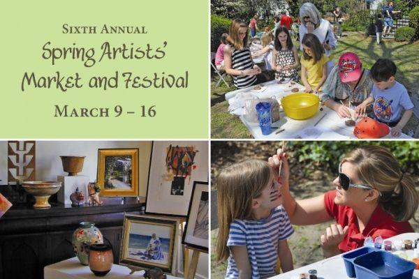 Spring Artist Market and Festival