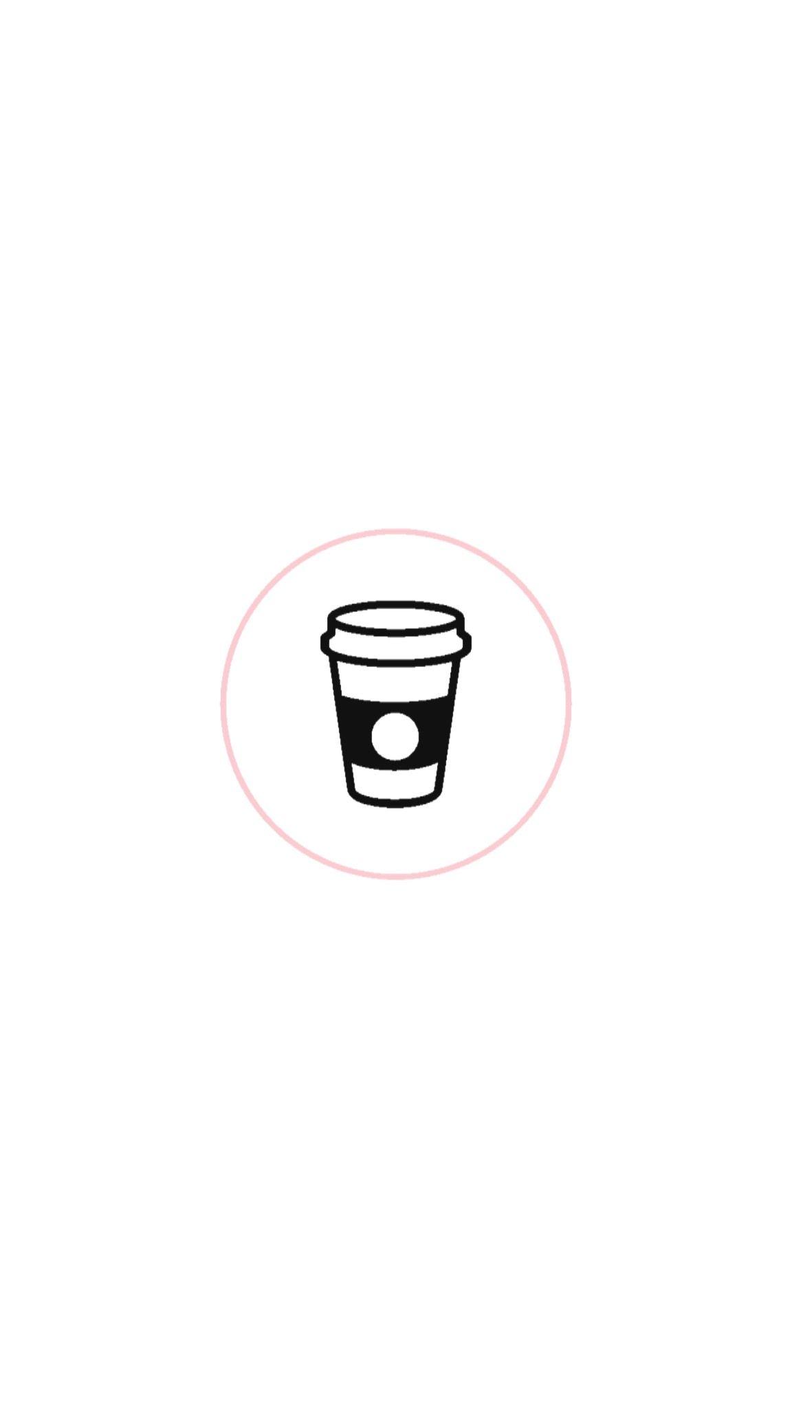 Coffee | Coffee icon, Instagram icons, Instagram emoji