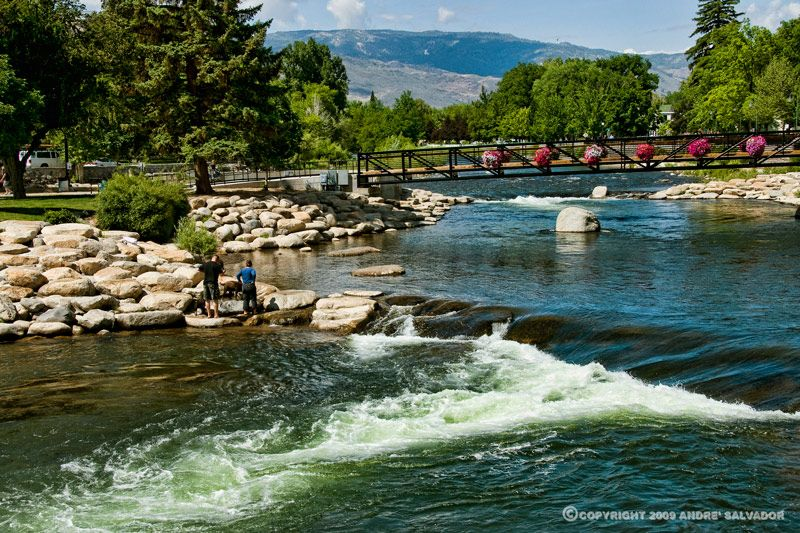The Truckee River Truckee River Wonders Of The World Truckee