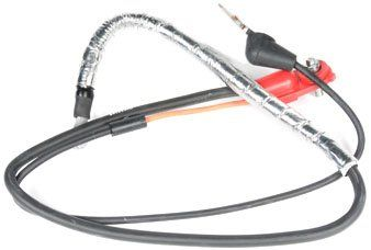 """TOPDC 4 AWG 36-Inch Switch to Starter Battery Cable 4 Gauge x 36/"""""""