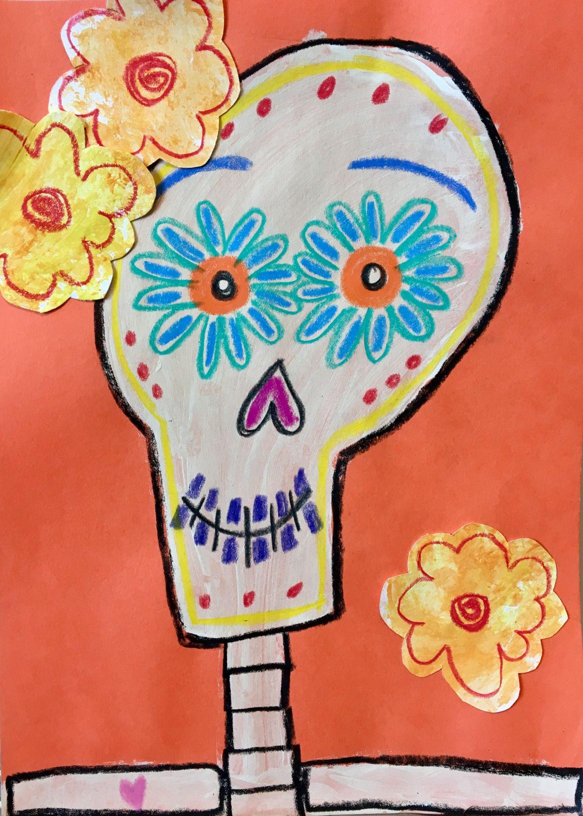 50++ Dia de los muertos crafts for middle school info