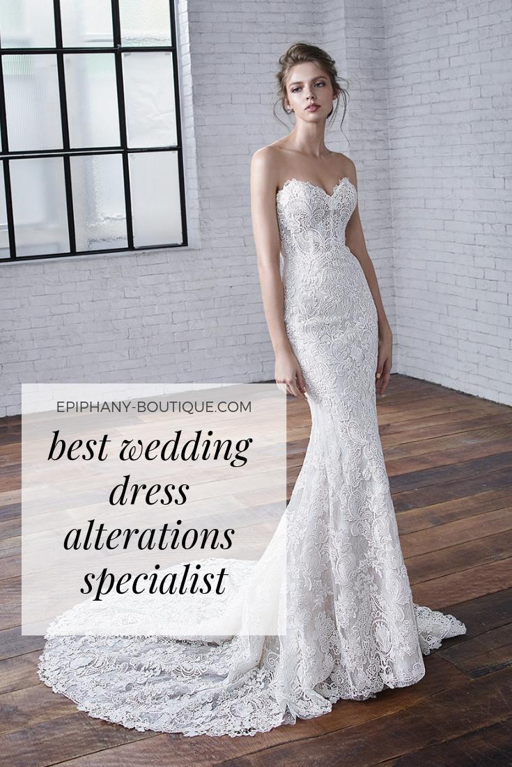 california's best wedding dress alterations specialists