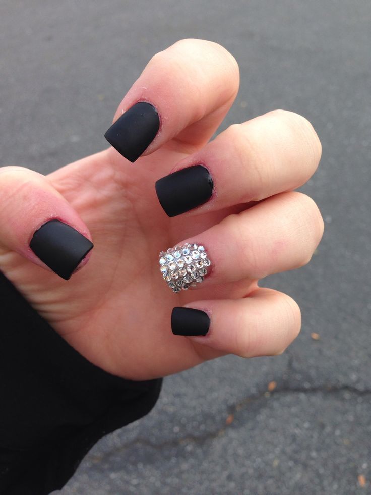 Cute Ring Finger Nail Designs As Your Inspiration Are You