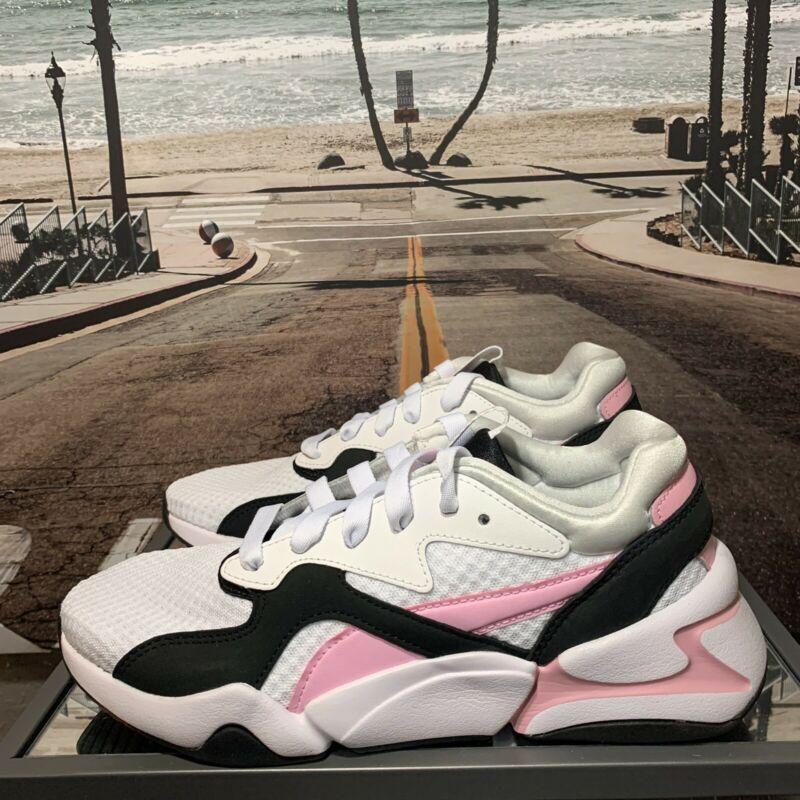 Puma Nova 90s Bloc Wns White/Pink Women