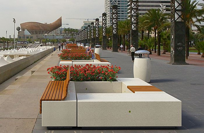 Bellitalia  Elegant Street Furniture Solutions