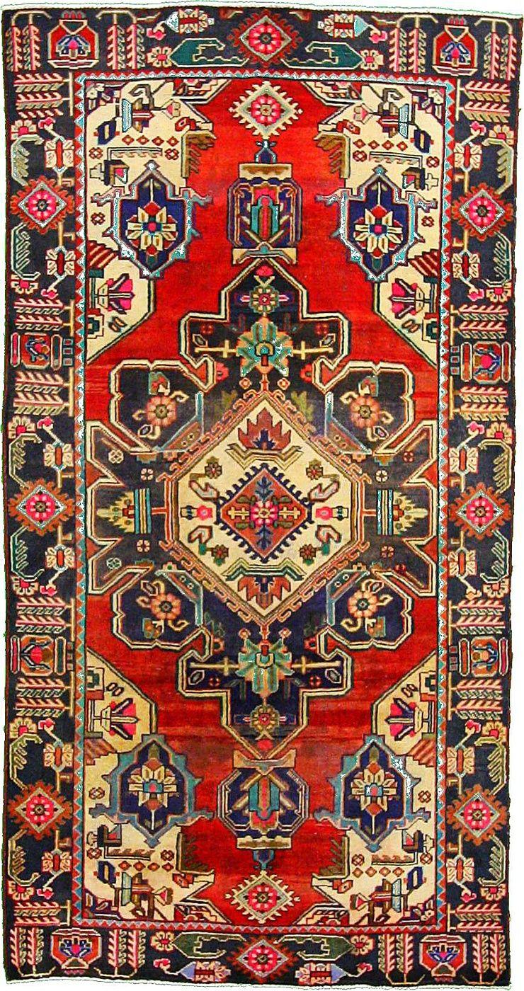 Persian Bakhtiar Textiles