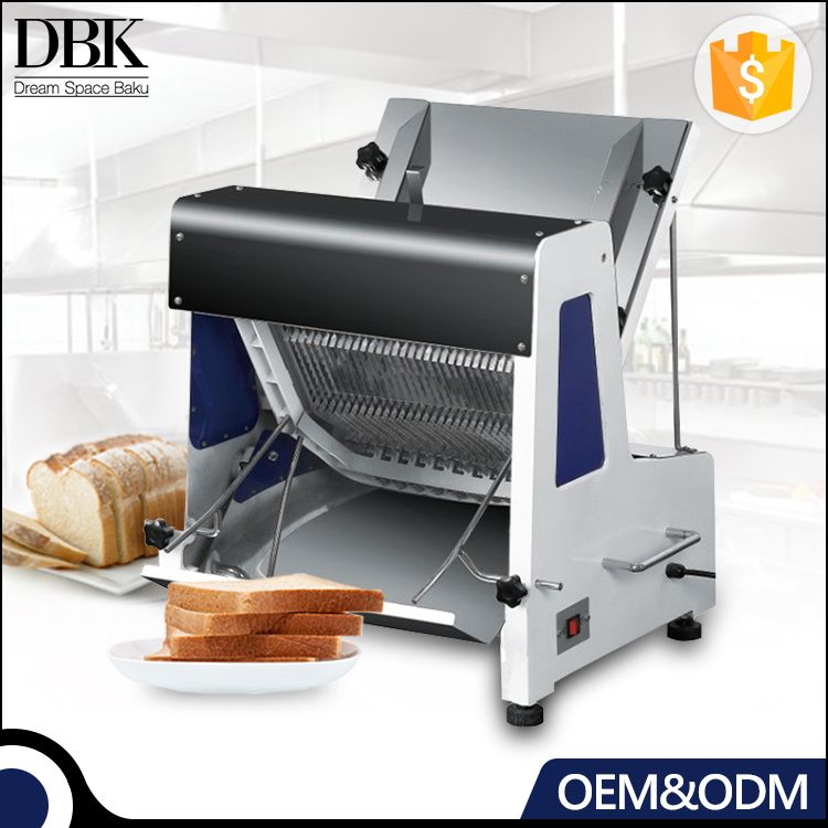 Commercial automatic bakery loaf bread slicer blades bread