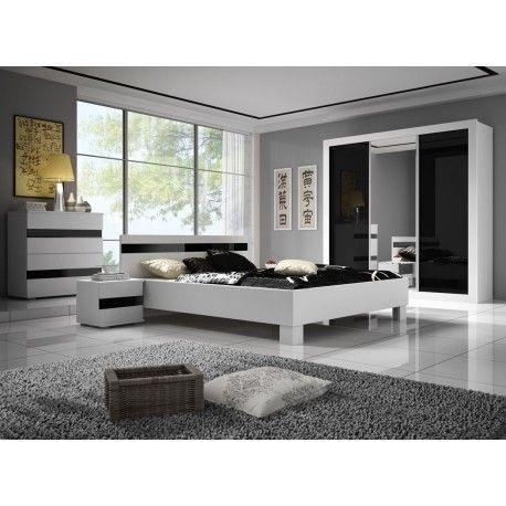Chambre à coucher LUCCA design Chambre complète Pinterest