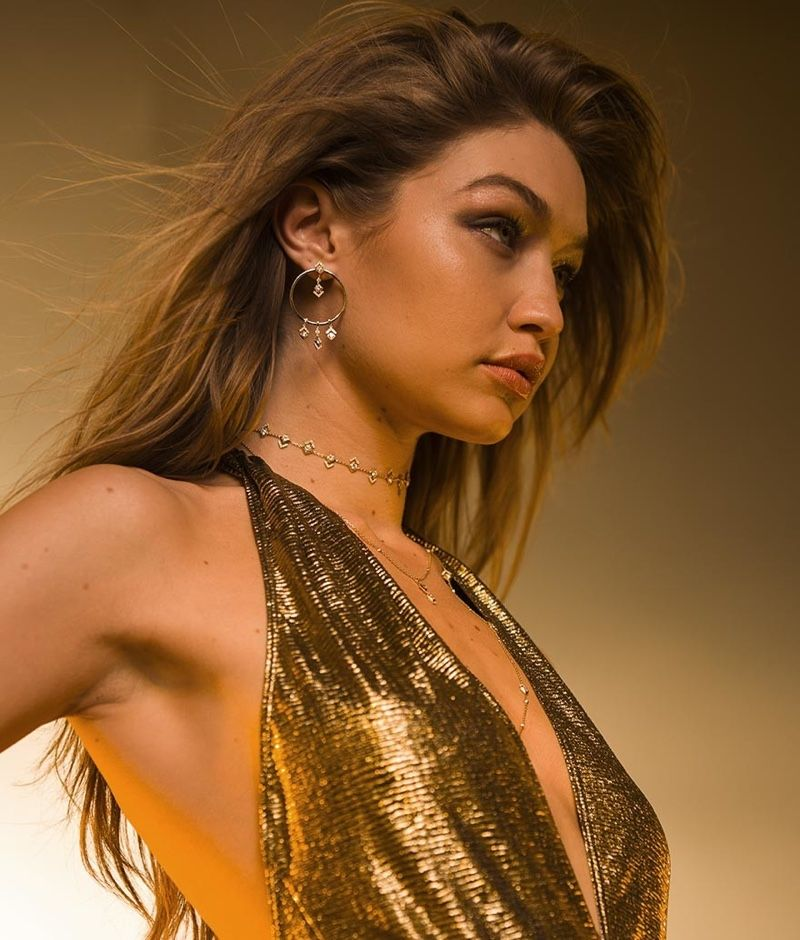 Gigi Hadid Wears Messika 'My Soul' and 'Move Addiction' Everyday Diamonds By Mert & Marcus — Anne of Carversville – Gigi Hadid