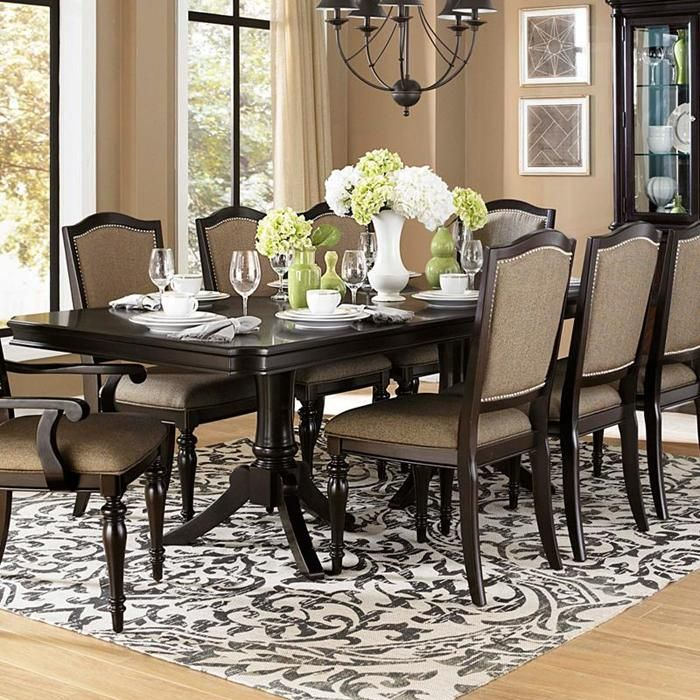Traditional Cherry Dining Table