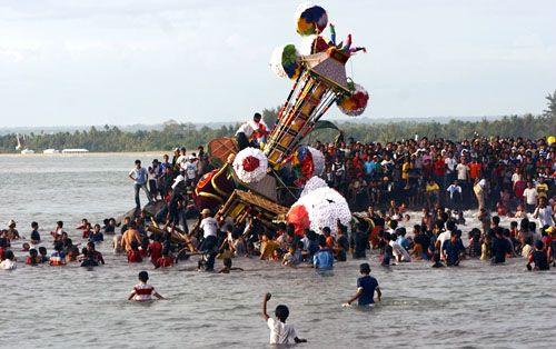 Festival Tabuik Pariaman Kota Pariaman West Sumatera Indonesia Indonesia Kota Festival