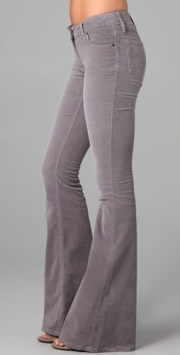 Change Of View Corduroy Pants Clothes Fashion Clothes For Women