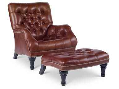 Shop For Chaddock Sleepy Hollow Chair Leather L 0278 1 And