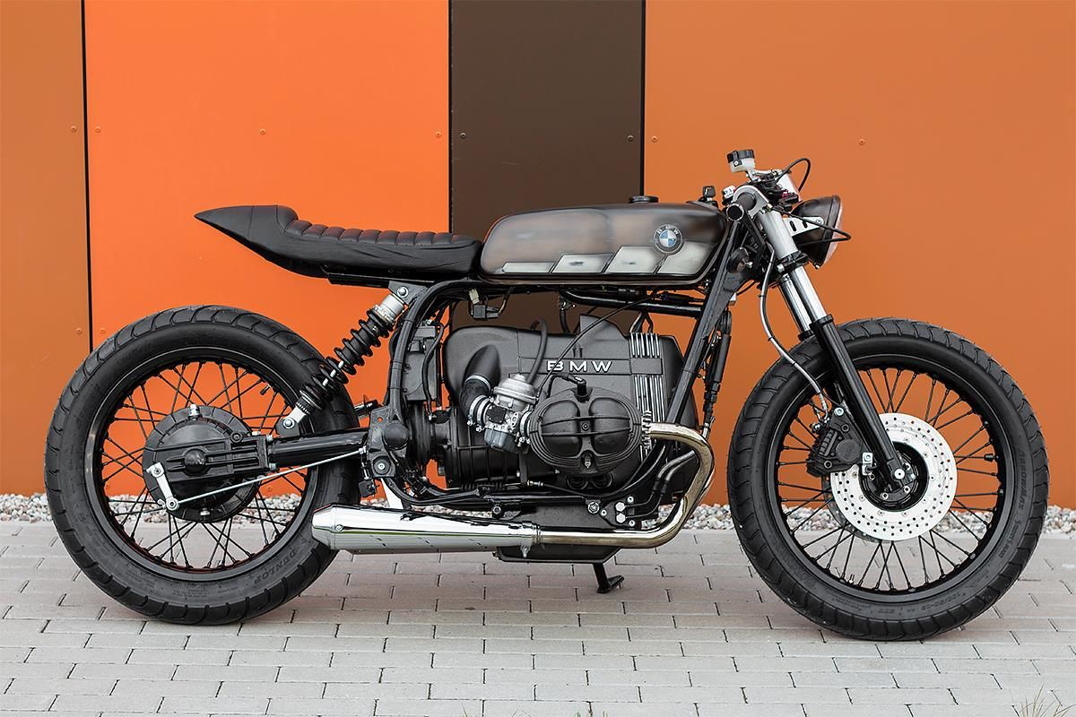 BMW R80ST Cafe Racer by Wena Customs #motorcycles #caferacer #motos   caferacerpasion.com