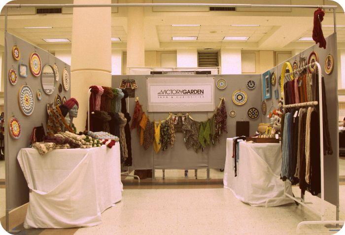 The Victory Garden: Yarn & Curiosities: Craft Fairs