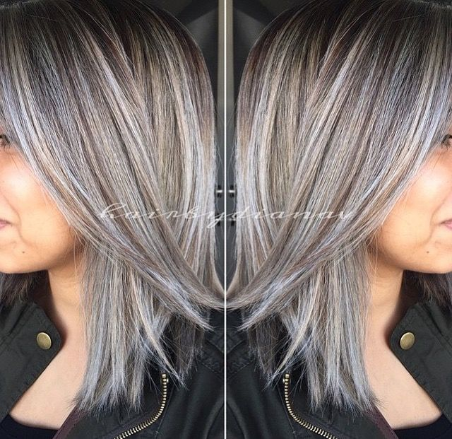 Professional Hairstylist Education Trends Hair Coloring Gray