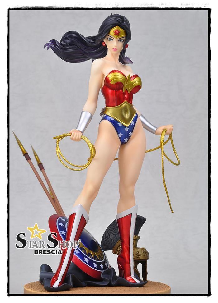 Wonder Woman Dc Bishojo 1 7 Pvc Figure Shunya Yamashita