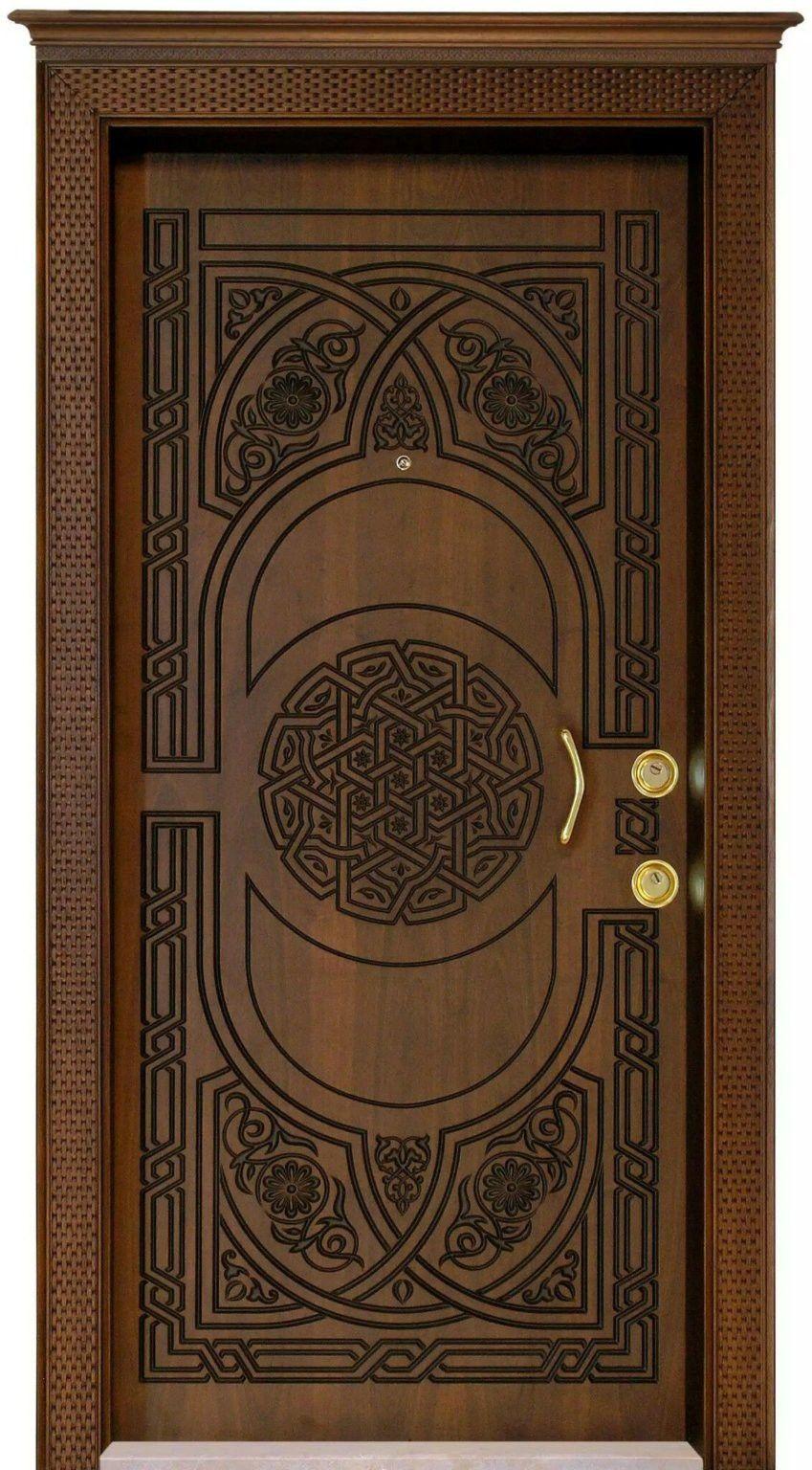 Most Beautiful Wooden Door Design Shapes To See More Read It In 2020 Single Door Design Wooden Doors Door Design