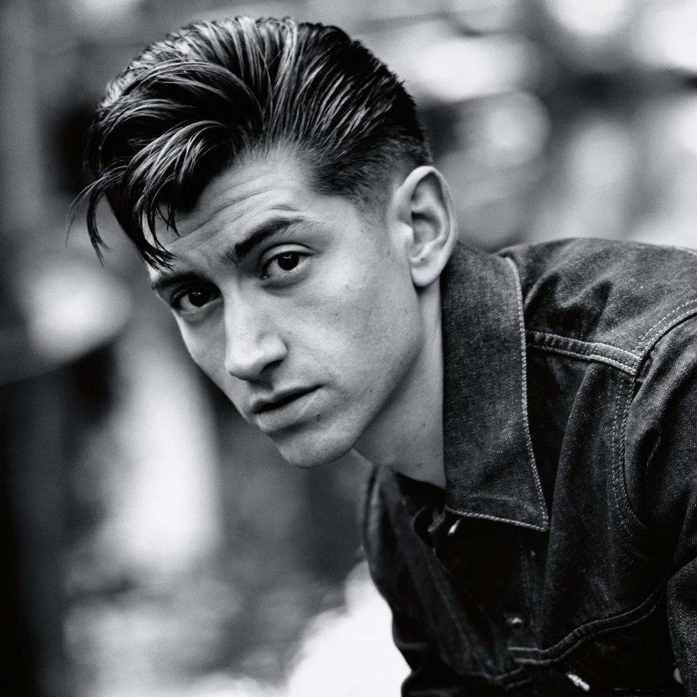 Greaser Hair Google Search Greaser Hair Haircuts For Men Alex Turner