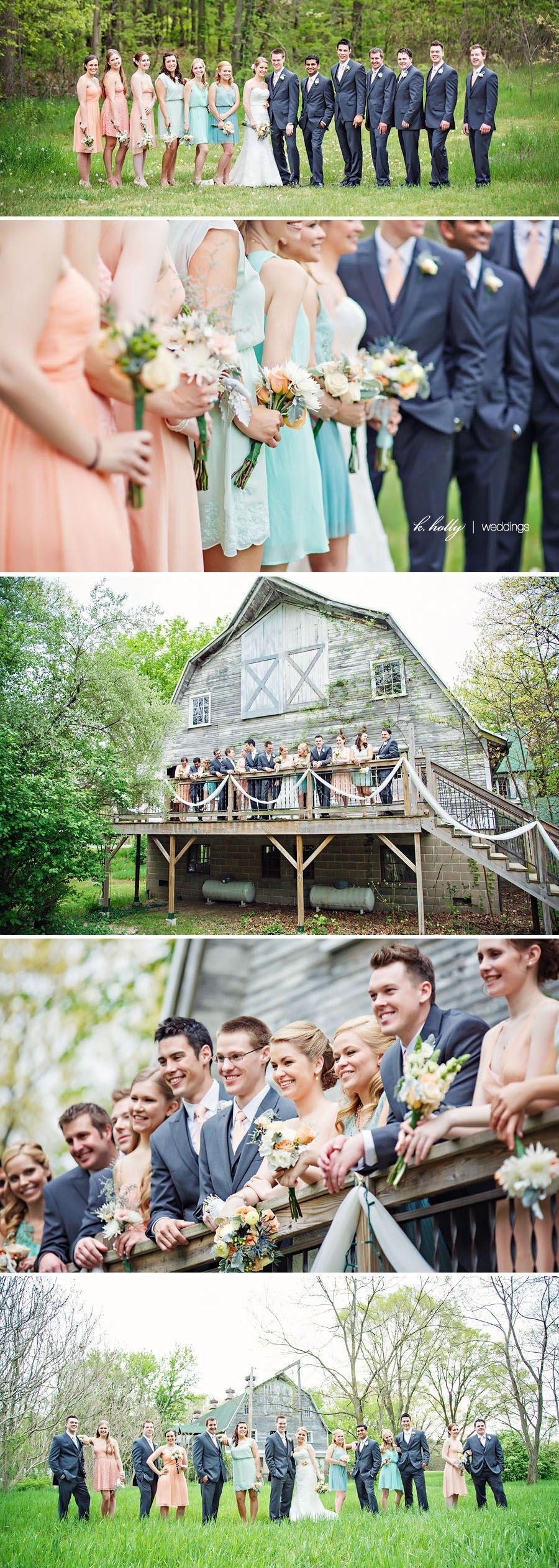 489fd9bde53 I m in love with this wedding. Lake MichiganThirdBarn WeddingsDestination  WeddingsBlue DressesFull ...